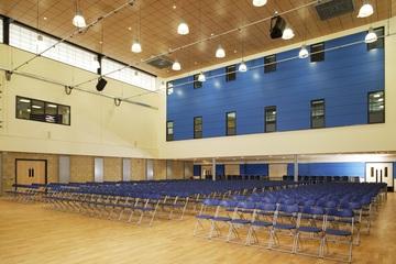 Main Hall - Trinity Academy - Doncaster - 3 - SchoolHire