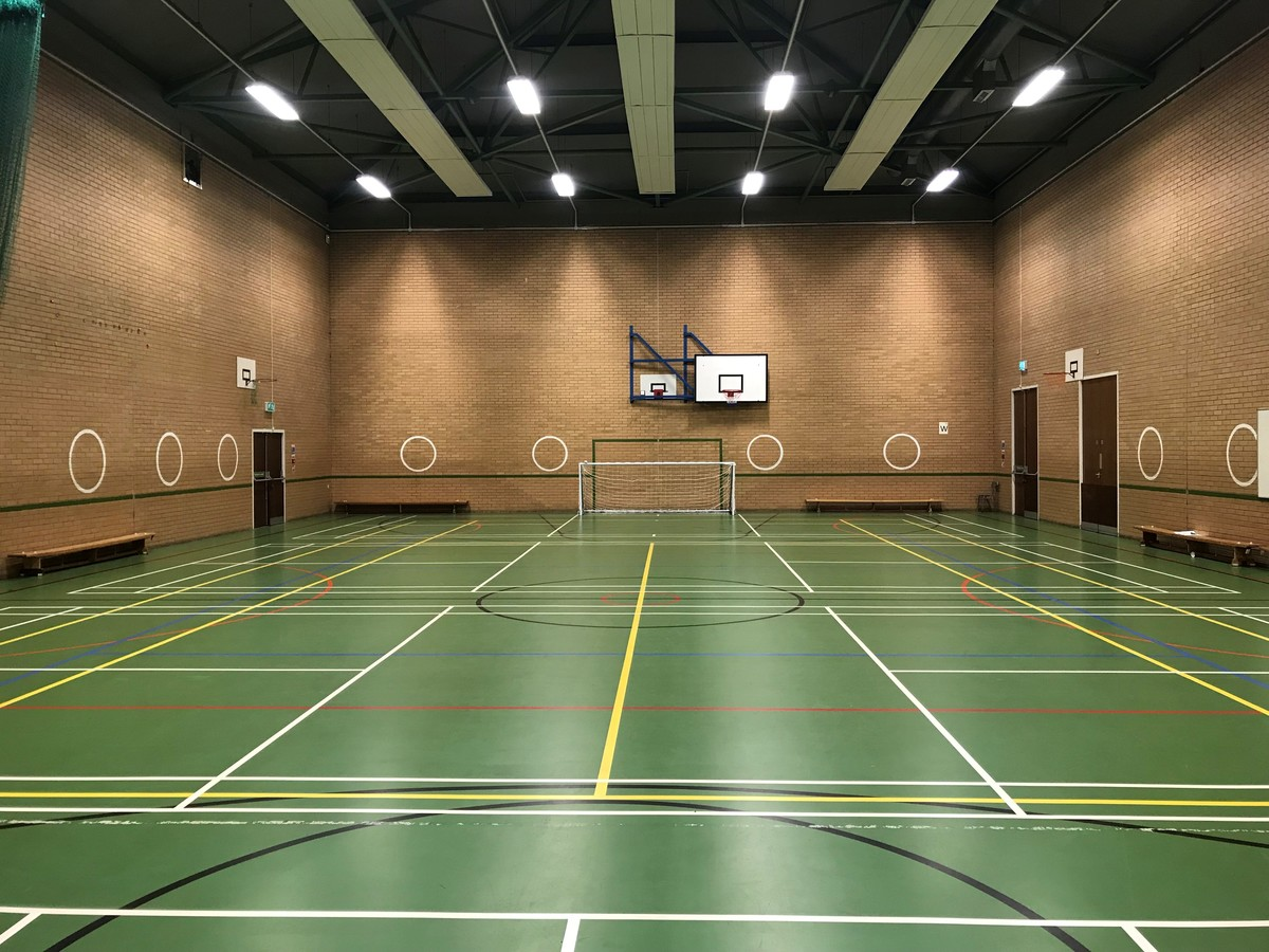 Sports Hall - St John Bosco Arts College - Liverpool - 1 - SchoolHire