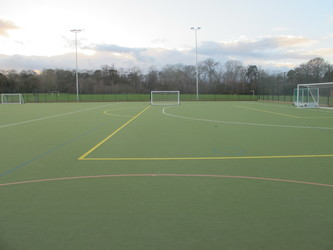 All weather Multi-Sport Pitch - The Catholic High School - Cheshire West and Chester - 2 - SchoolHire