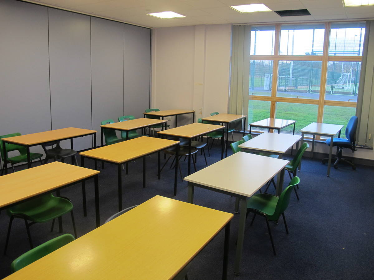 Classroom - Emmaus Block - The Catholic High School - Cheshire West and Chester - 2 - SchoolHire