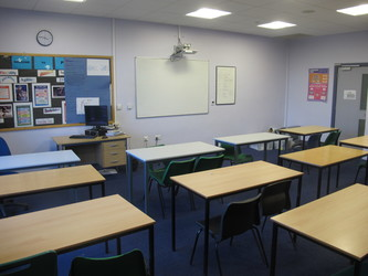 Classroom - Emmaus Block - The Catholic High School - Cheshire West and Chester - 3 - SchoolHire