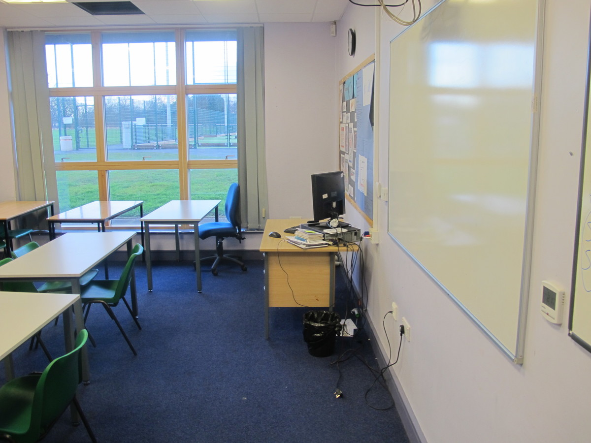 Classroom - Emmaus Block - The Catholic High School - Cheshire West and Chester - 4 - SchoolHire