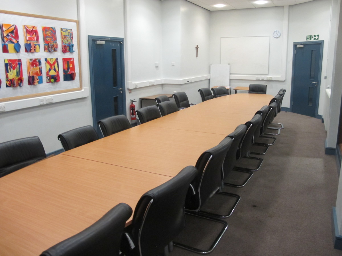 Conference Room - The Catholic High School - Cheshire West and Chester - 1 - SchoolHire