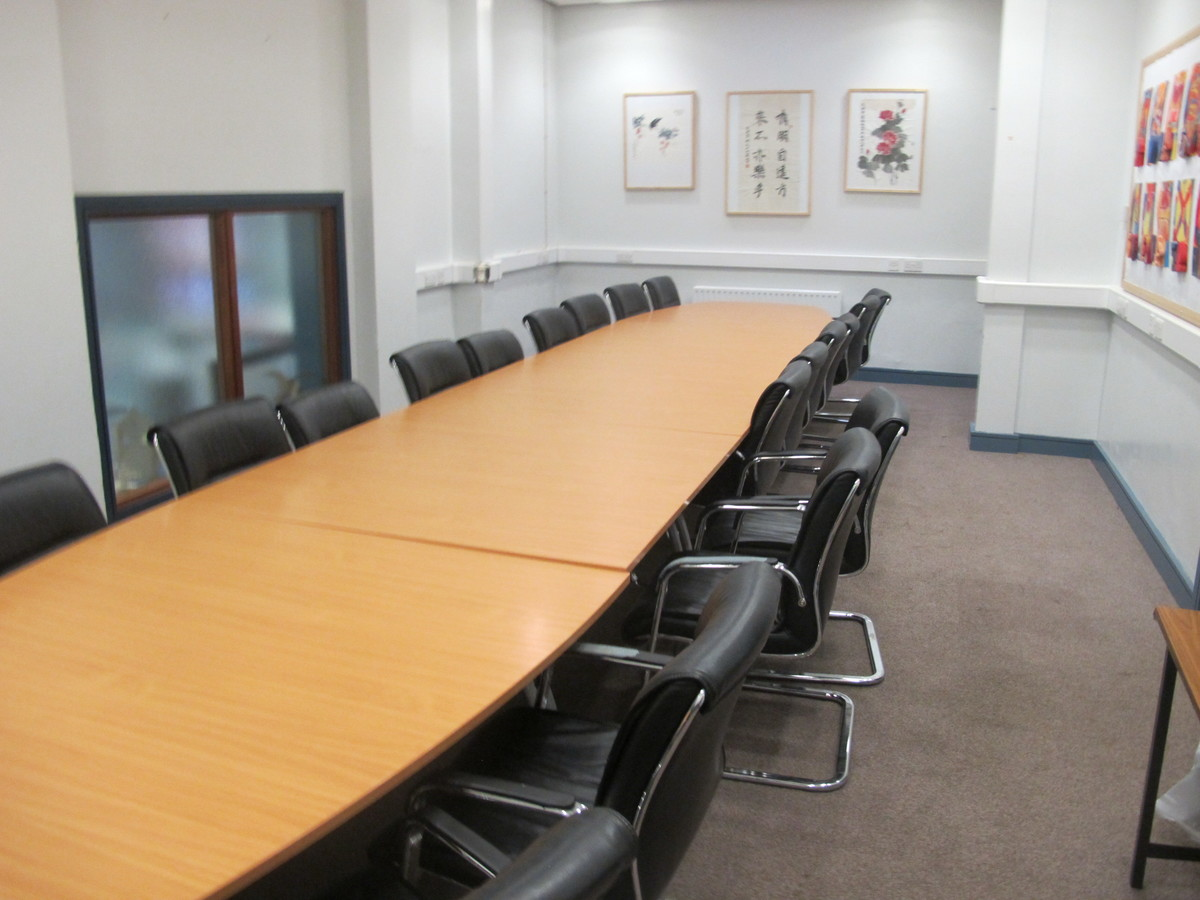 Conference Room - The Catholic High School - Cheshire West and Chester - 2 - SchoolHire