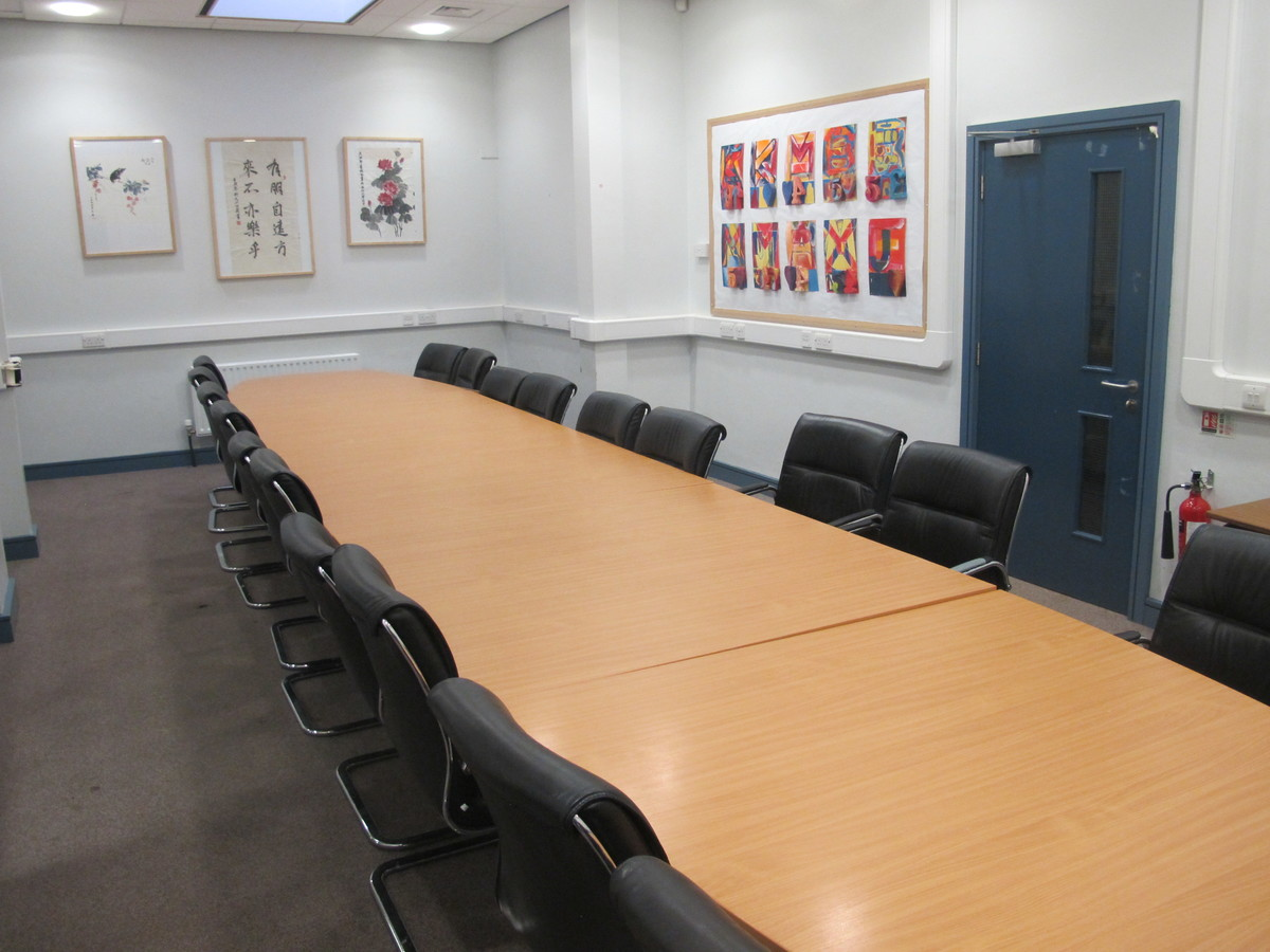 Conference Room - The Catholic High School - Cheshire West and Chester - 3 - SchoolHire