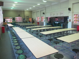 Dining Hall - The Catholic High School - Cheshire West and Chester - 1 - SchoolHire