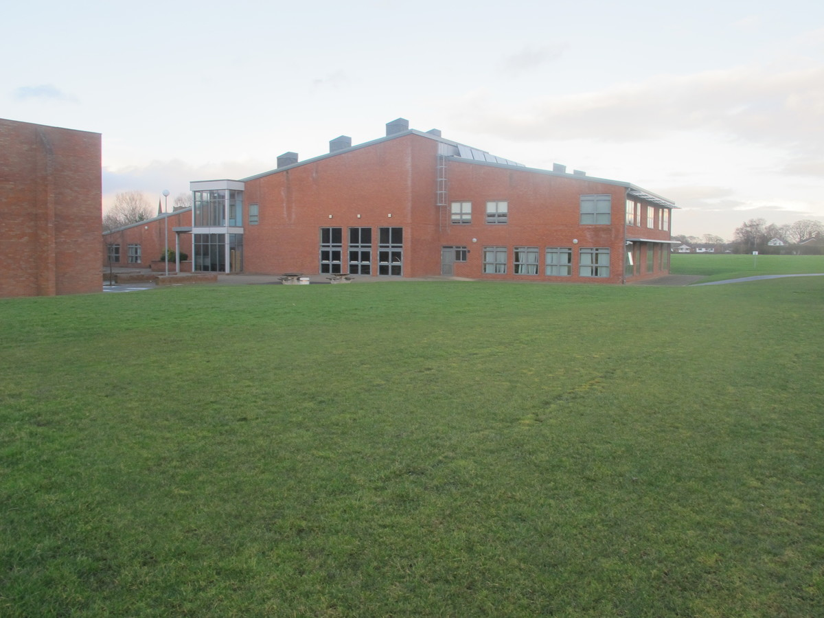 Grass Football Pitch - Junior - The Catholic High School - Cheshire West and Chester - 2 - SchoolHire