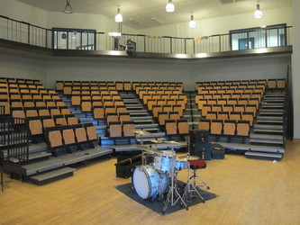 Lecture Theatre - Lyceum - The Catholic High School - Cheshire West and Chester - 1 - SchoolHire