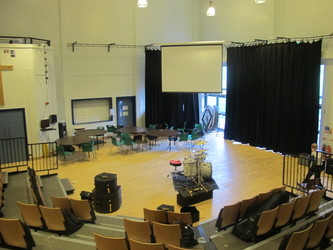 Lecture Theatre - Lyceum - The Catholic High School - Cheshire West and Chester - 2 - SchoolHire