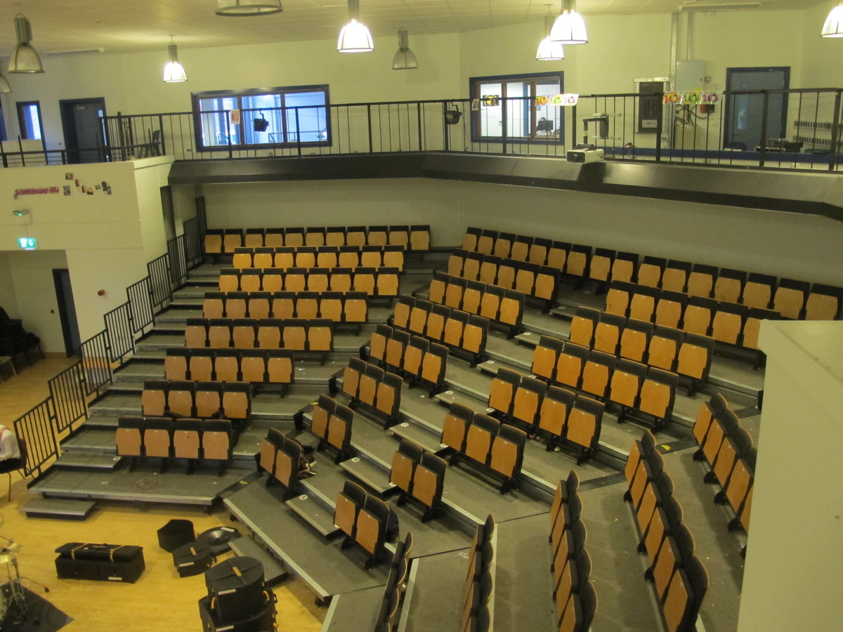 Lecture Theatre - Lyceum - The Catholic High School - Cheshire West and Chester - 3 - SchoolHire