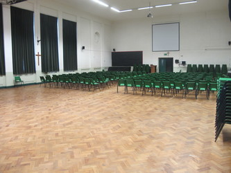 Main Hall - The Catholic High School - Cheshire West and Chester - 1 - SchoolHire