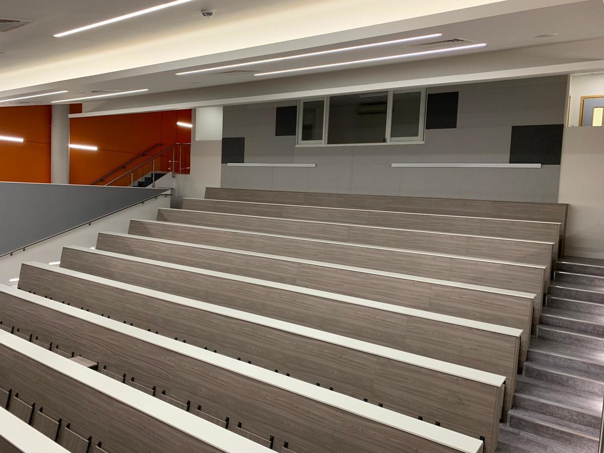 Lecture Theatre - Haringey Sixth Form College - Haringey - 2 - SchoolHire
