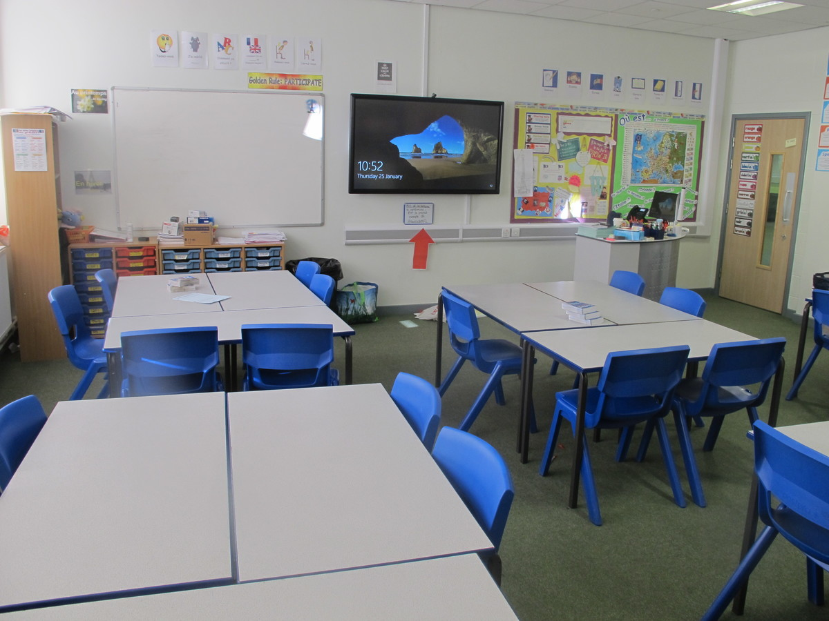 Classrooms - Standard - Havelock Academy - North East Lincolnshire - 1 - SchoolHire