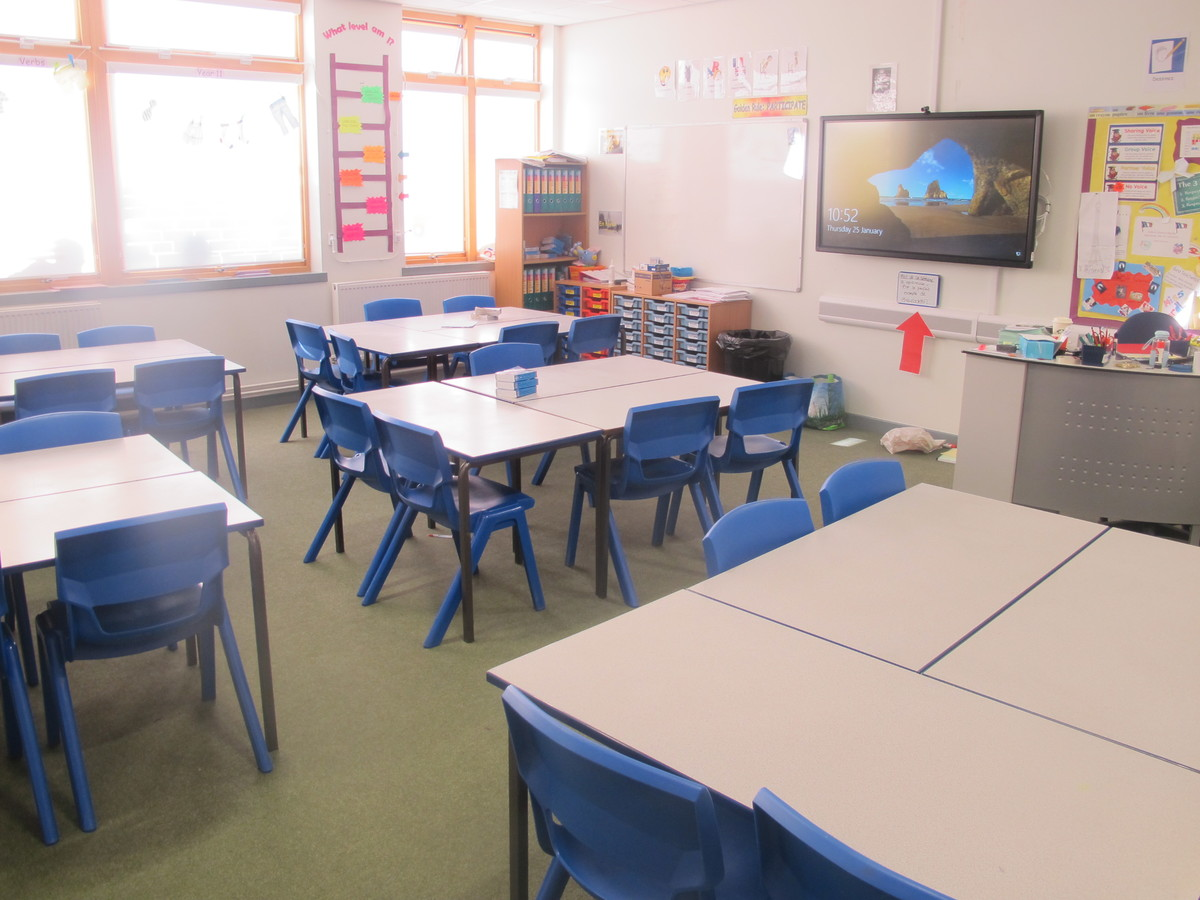 Classrooms - Standard - Havelock Academy - North East Lincolnshire - 4 - SchoolHire
