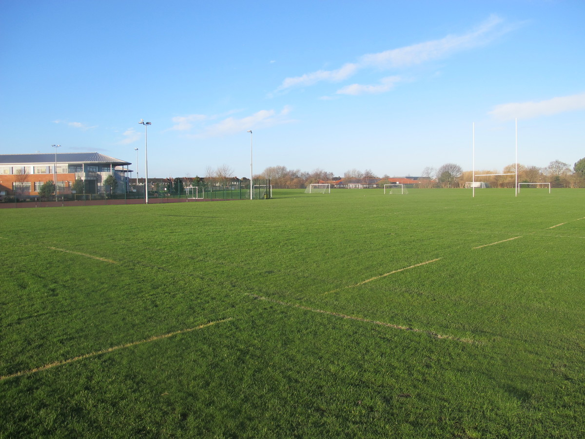 Grass Rugby Pitch - Havelock Academy - North East Lincolnshire - 1 - SchoolHire