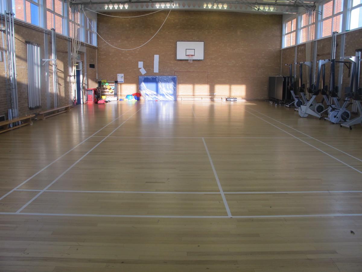 Gymnasium - Havelock Academy - North East Lincolnshire - 1 - SchoolHire