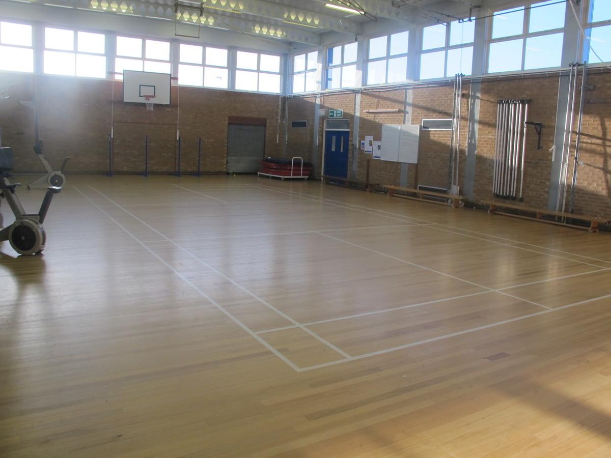 Gymnasium - Havelock Academy - North East Lincolnshire - 4 - SchoolHire