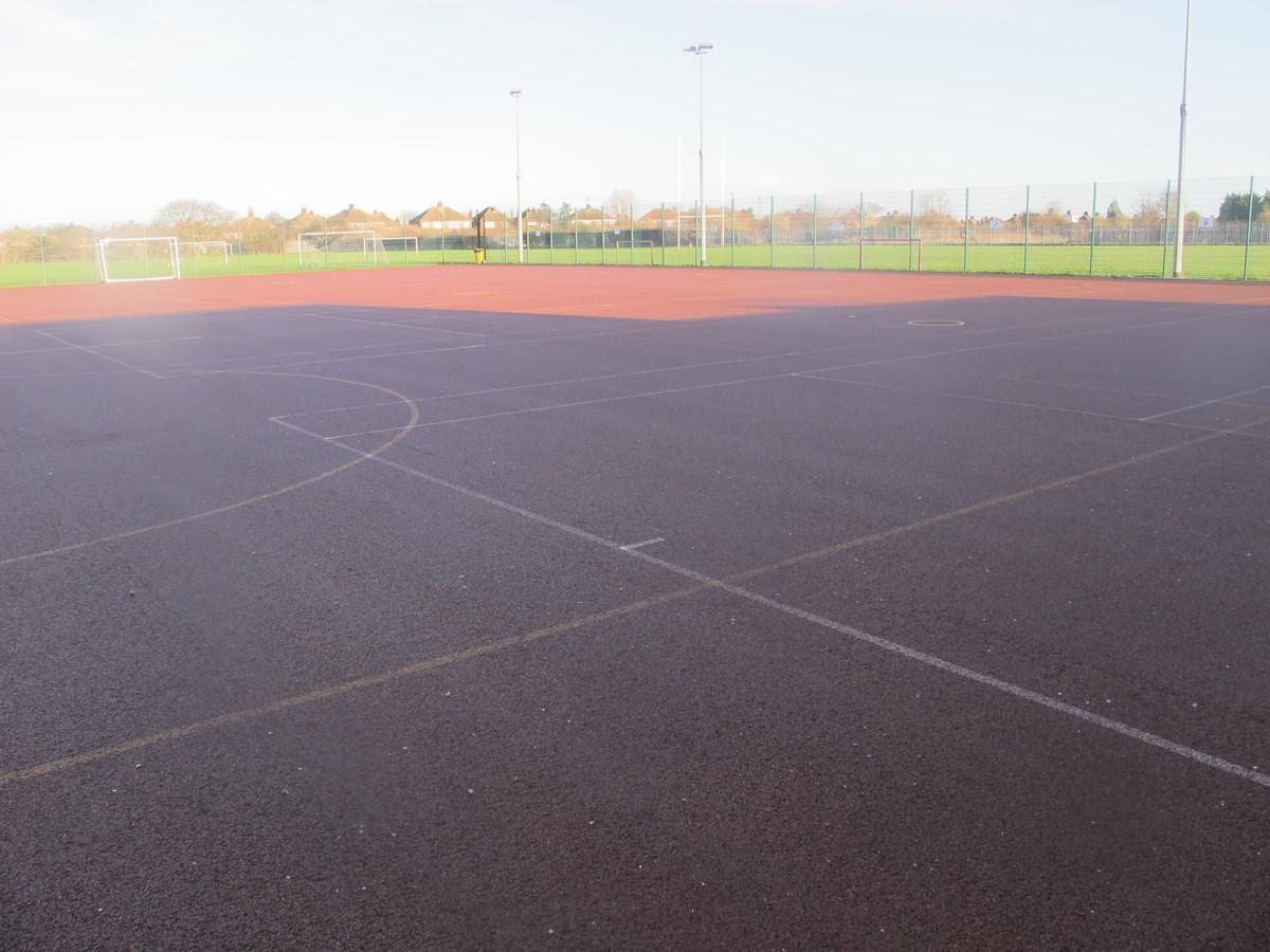 MUGA - Football / Netball - Havelock Academy - North East Lincolnshire - 3 - SchoolHire