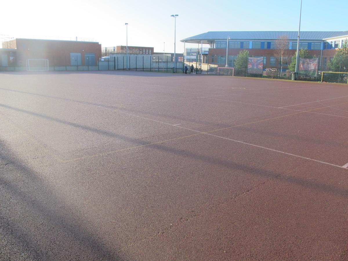 MUGA - Football / Netball - Havelock Academy - North East Lincolnshire - 4 - SchoolHire