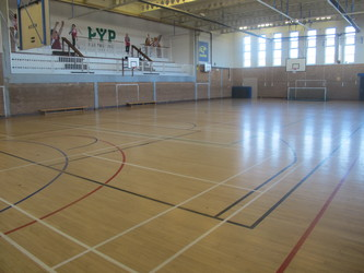 Sports Hall - Havelock Academy - North East Lincolnshire - 1 - SchoolHire