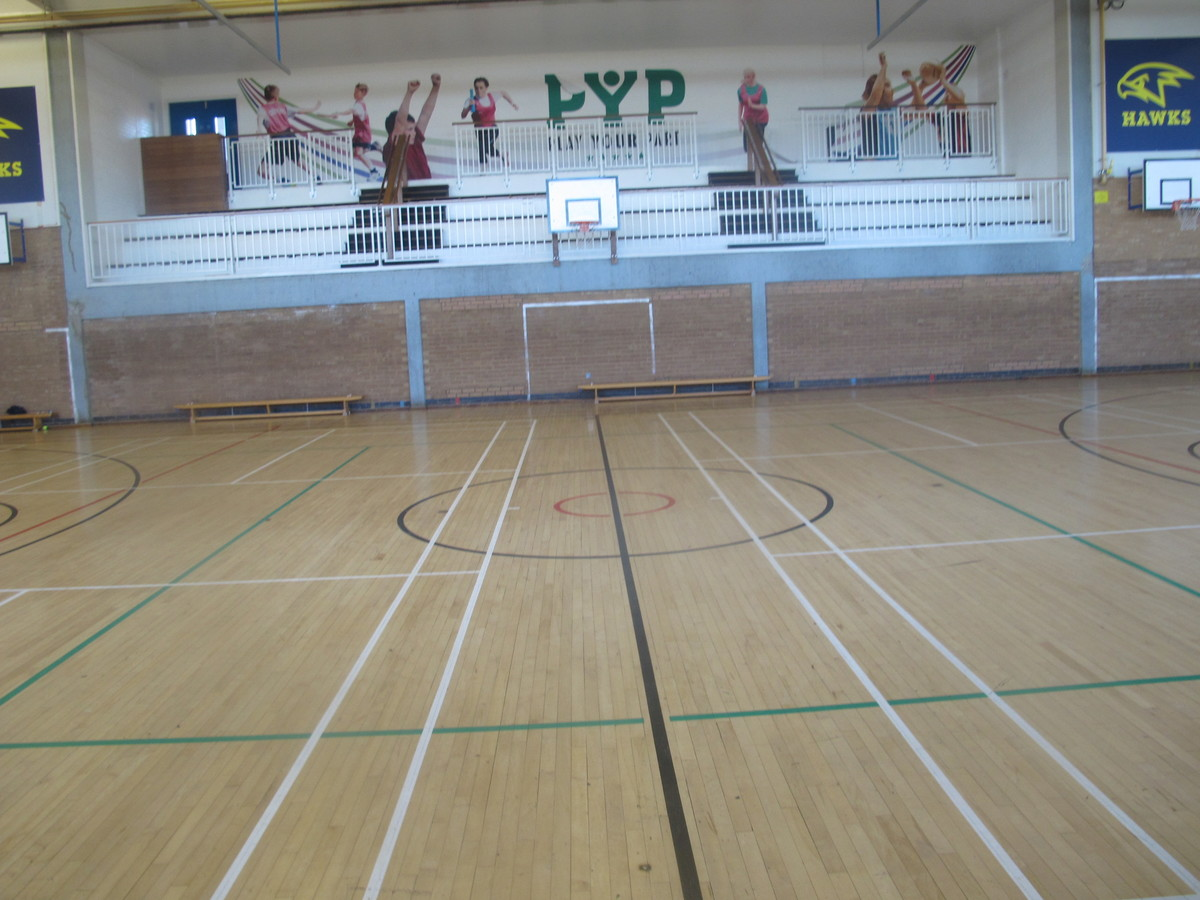 Sports Hall - Havelock Academy - North East Lincolnshire - 2 - SchoolHire