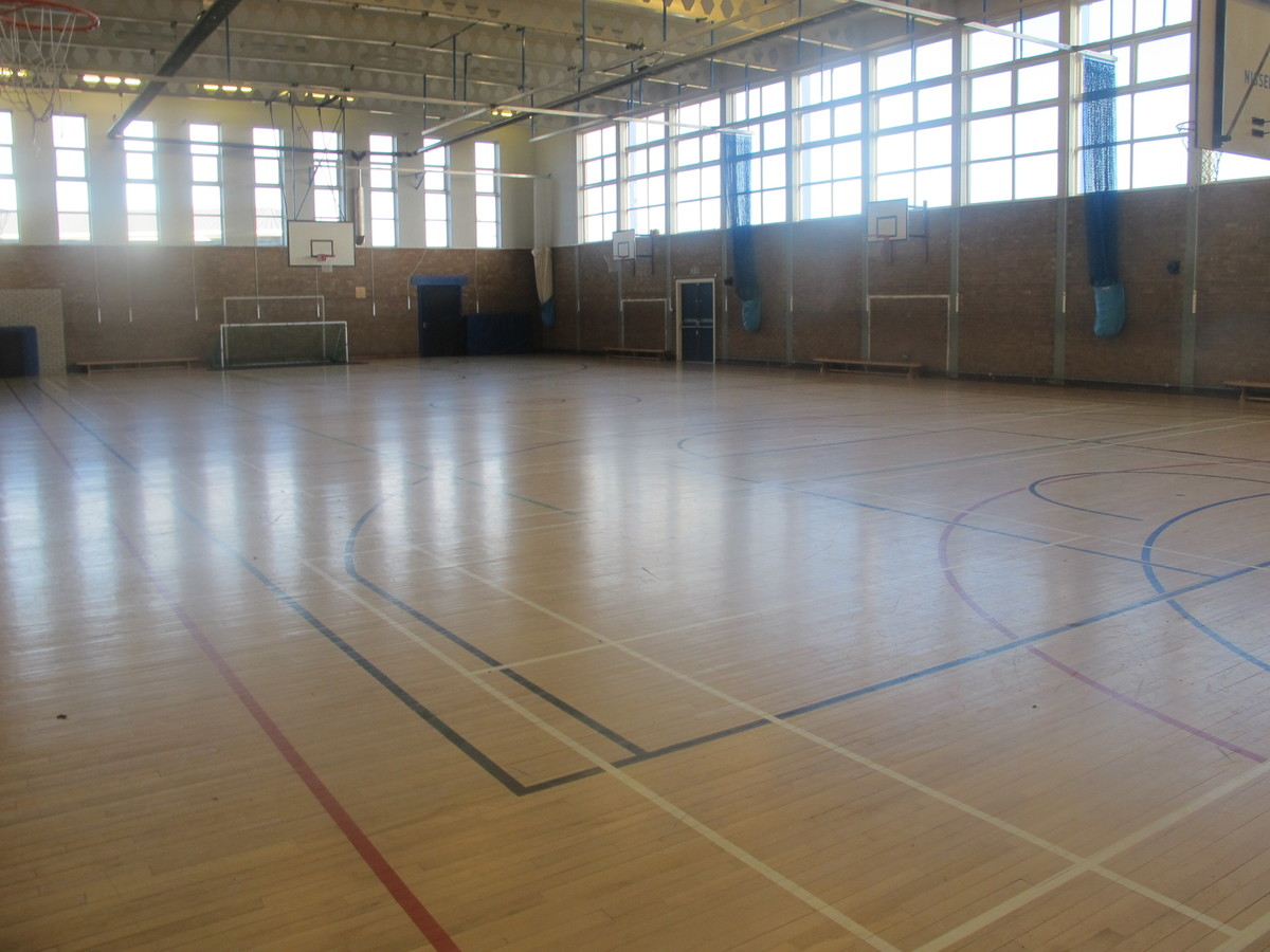 Sports Hall - Havelock Academy - North East Lincolnshire - 3 - SchoolHire