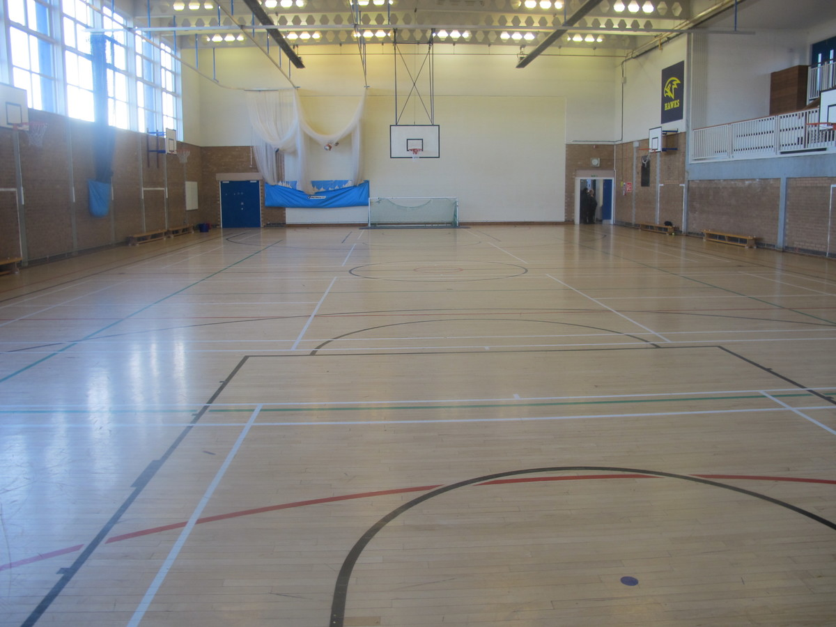 Sports Hall - Havelock Academy - North East Lincolnshire - 4 - SchoolHire