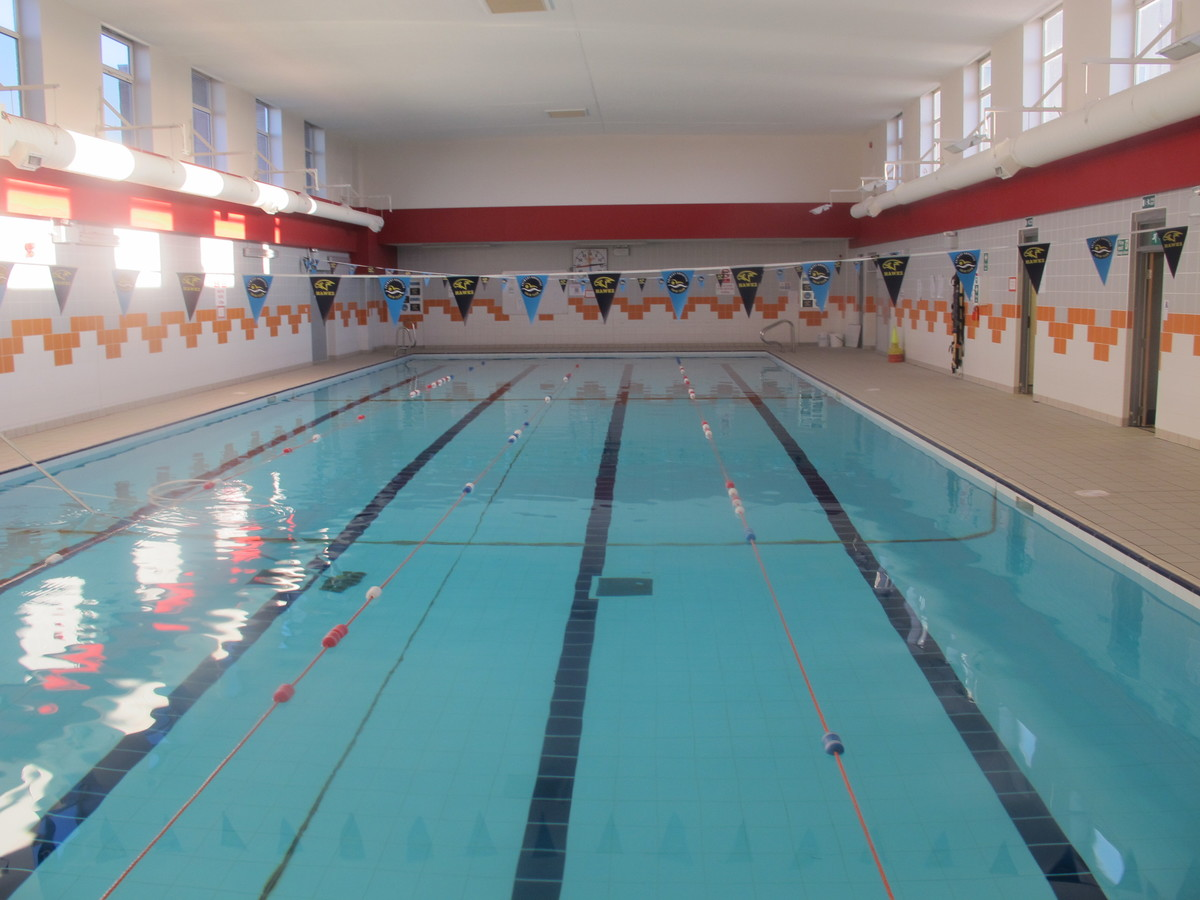 Swimming Pool At Havelock Academy For Hire In Grimsby
