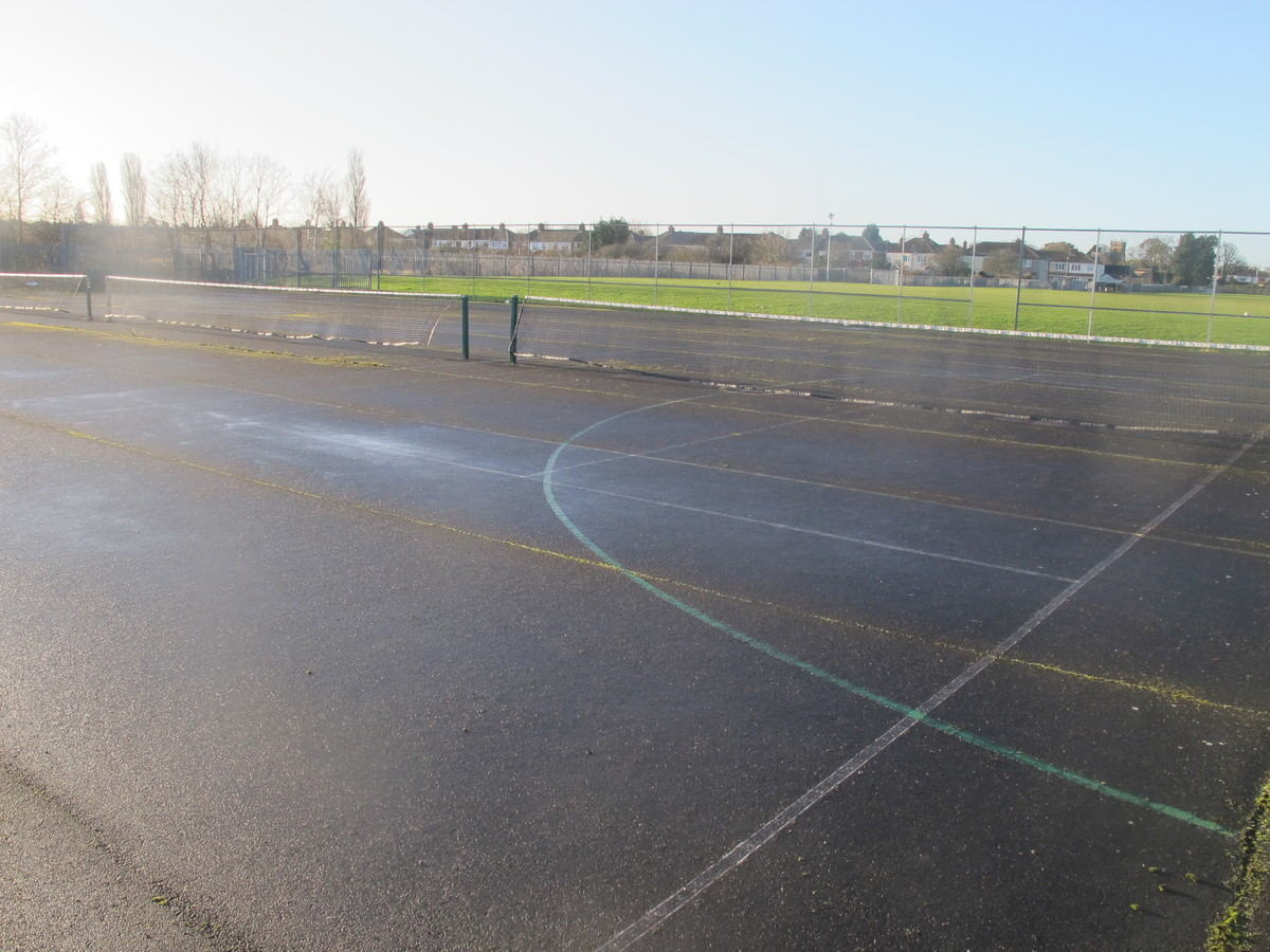 Tennis Courts - Havelock Academy - North East Lincolnshire - 2 - SchoolHire