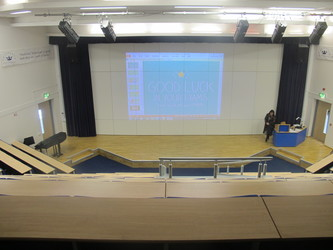 Theatre - Havelock Academy - North East Lincolnshire - 2 - SchoolHire