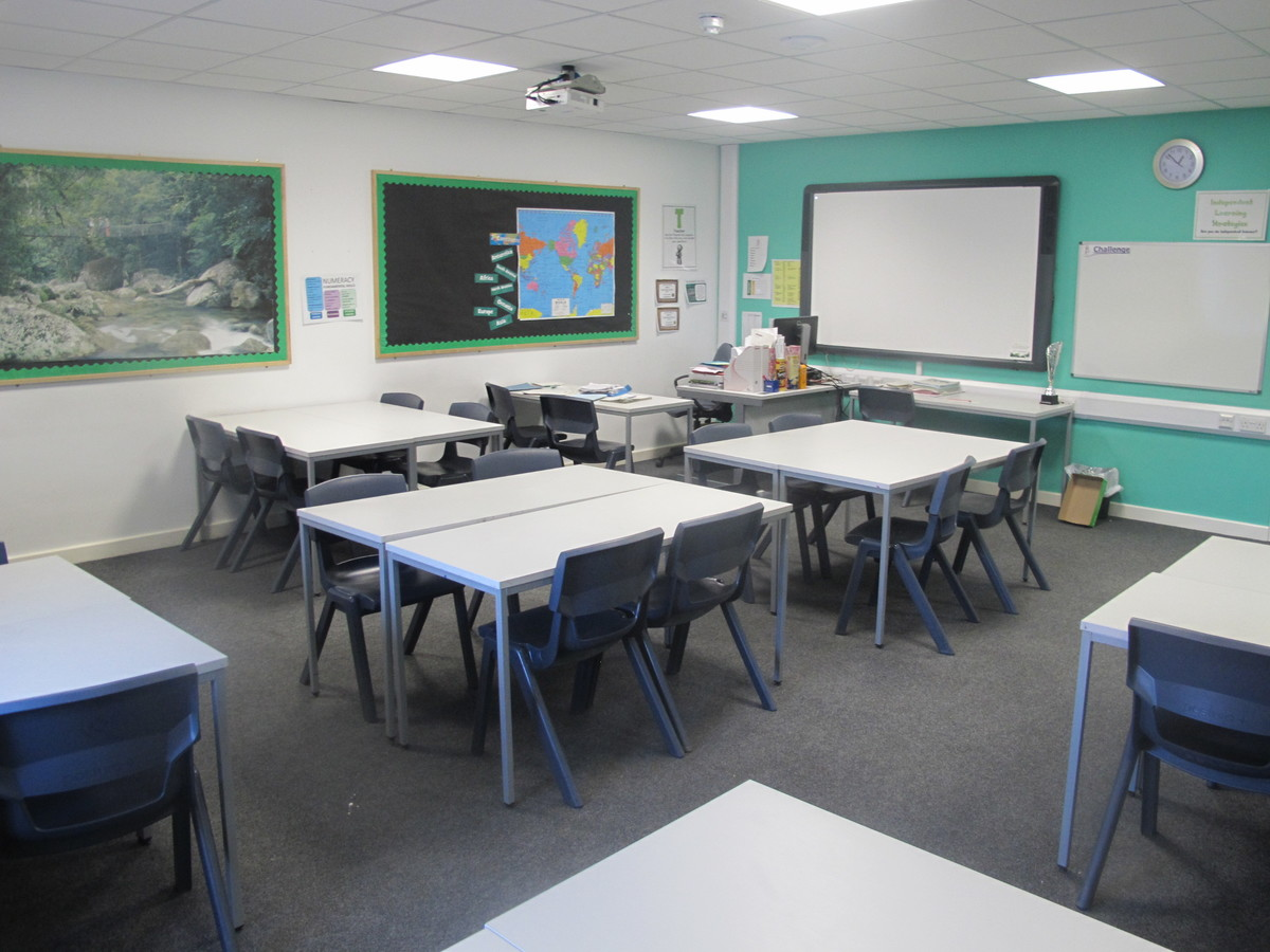 Classrooms - Standard - Humberston Academy - North East Lincolnshire - 1 - SchoolHire