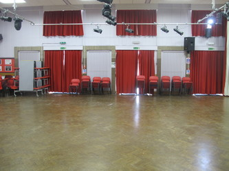 Main Hall - Humberston Academy - North East Lincolnshire - 2 - SchoolHire