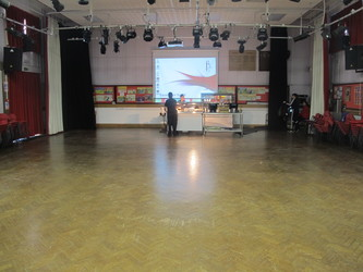 Main Hall - Humberston Academy - North East Lincolnshire - 3 - SchoolHire