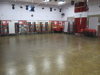 Main Hall - Humberston Academy - North East Lincolnshire - 4 - SchoolHire