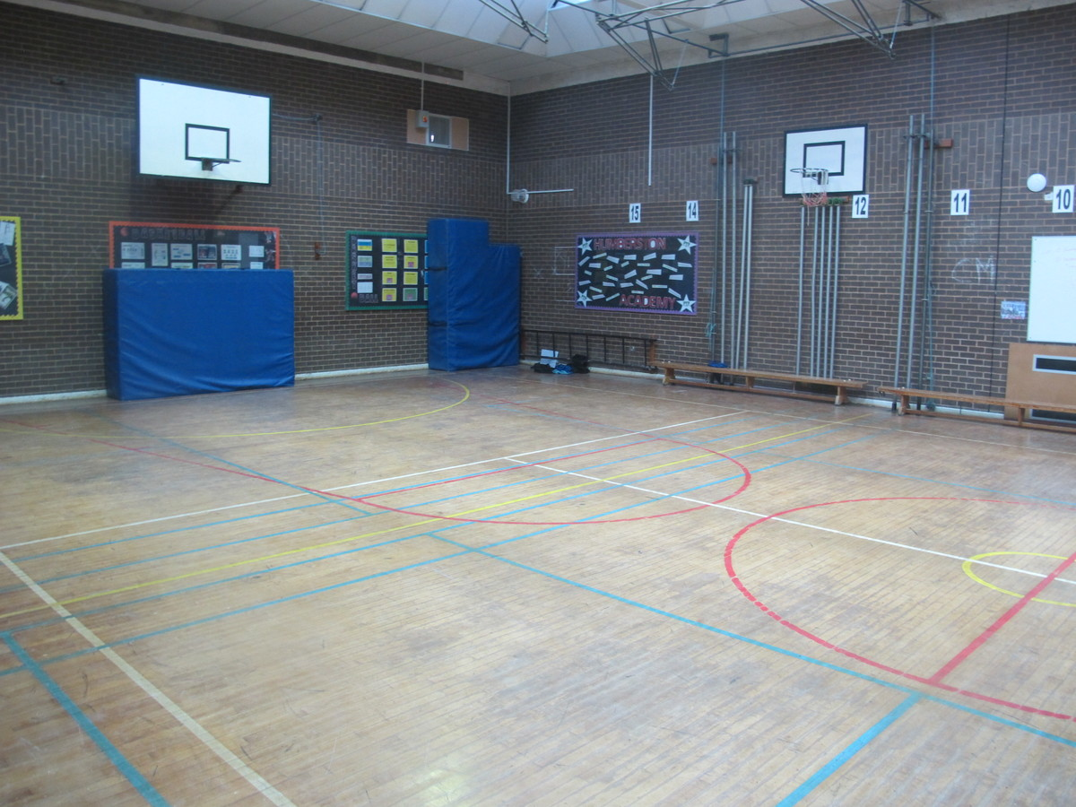 Sports Hall - Humberston Academy - North East Lincolnshire - 2 - SchoolHire