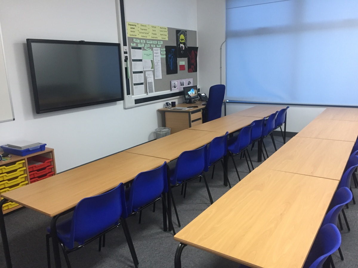 Sixth Form Centre - Havelock Academy - North East Lincolnshire - 2 - SchoolHire