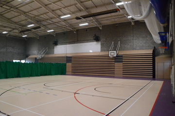 Sports Hall - Emmanuel College - Gateshead - 4 - SchoolHire
