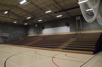 Sports Hall - Emmanuel College - Gateshead - 1 - SchoolHire