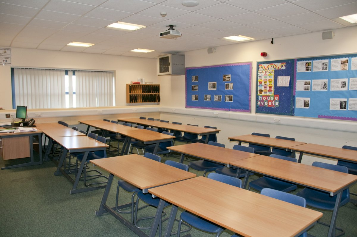 Classrooms - Standard - The King's Academy - Middlesbrough - 2 - SchoolHire
