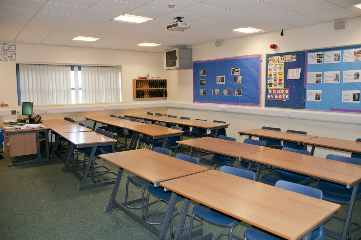 Classrooms - Standard - The King's Academy - Middlesbrough - 4 - SchoolHire