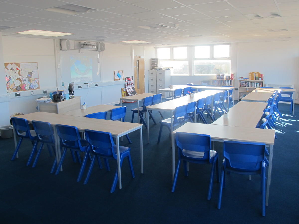 Classrooms - Standard - Kineton High School - Warwickshire - 3 - SchoolHire