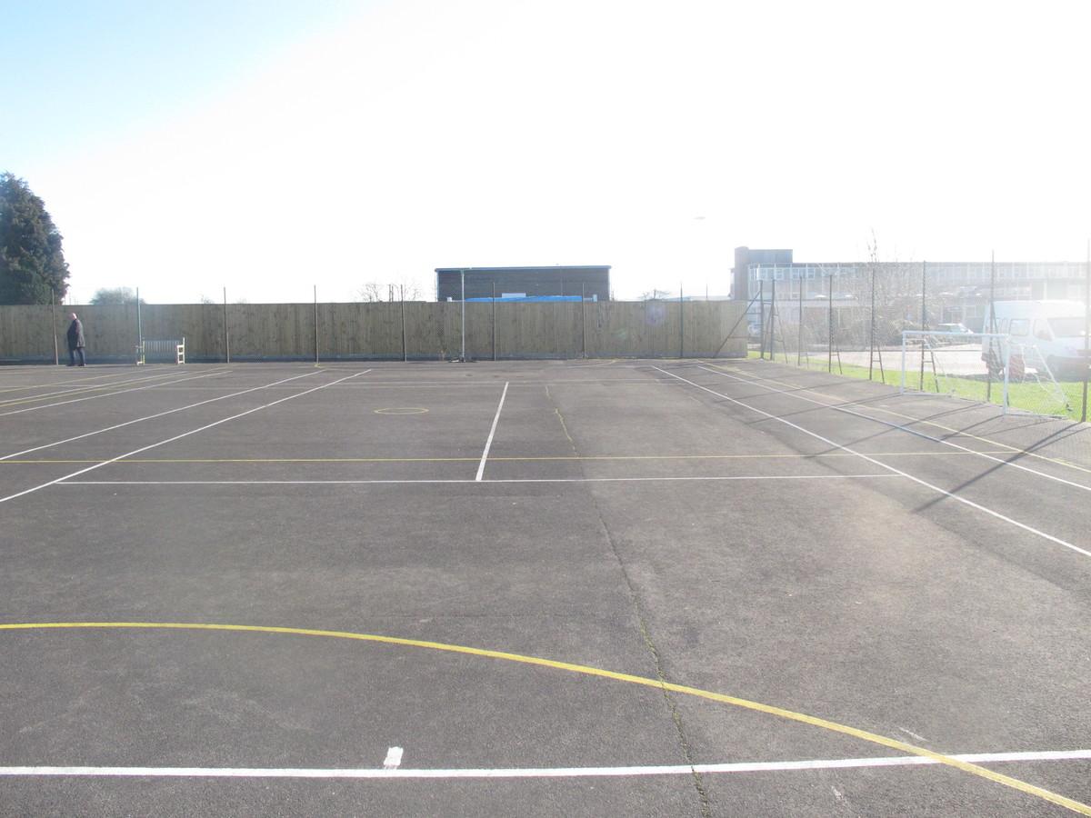 MUGA - Tennis / Netball Courts - Kineton High School - Warwickshire - 1 - SchoolHire