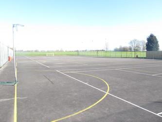 MUGA - Tennis / Netball Courts - Kineton High School - Warwickshire - 3 - SchoolHire