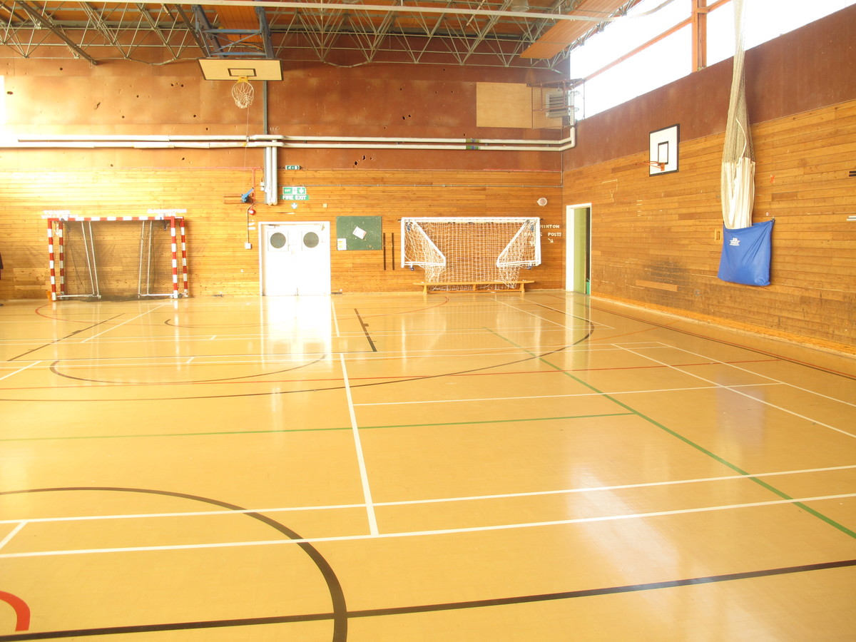 Sports Hall - Kineton High School - Warwickshire - 2 - SchoolHire