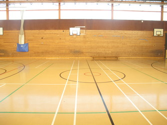 Sports Hall - Kineton High School - Warwickshire - 3 - SchoolHire