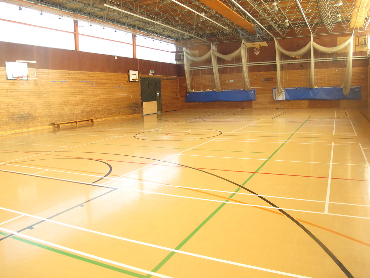 Sports Hall - Kineton High School - Warwickshire - 4 - SchoolHire