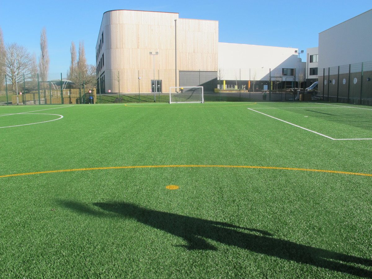 3G Football Pitch - Ditton Park Academy - Slough - 2 - SchoolHire