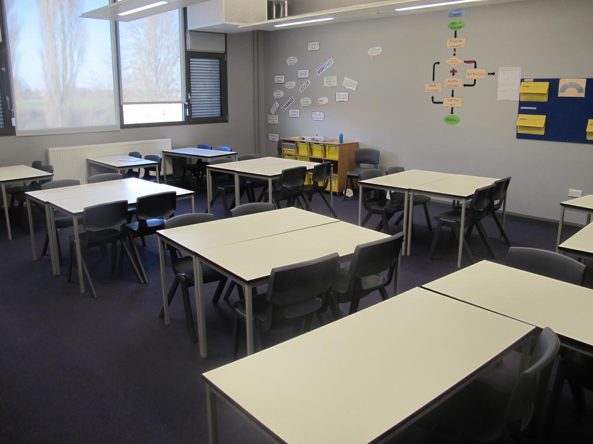 Classrooms - Standard - Ditton Park Academy - Slough - 2 - SchoolHire
