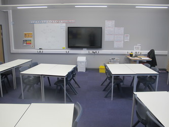 Classrooms - Standard - Ditton Park Academy - Slough - 3 - SchoolHire