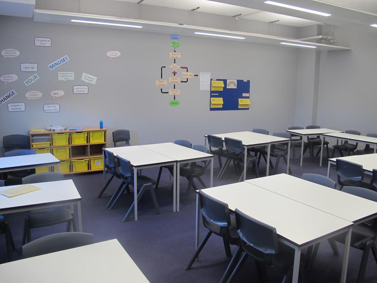 Classrooms - Standard - Ditton Park Academy - Slough - 4 - SchoolHire